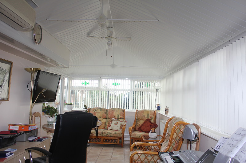 Conservatory Office