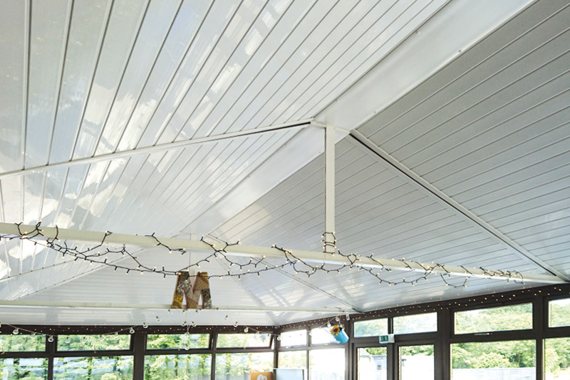 Insulated Conservatory Lighting